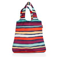 Сумка складная Mini maxi shopper artist stripes, Reisenthel